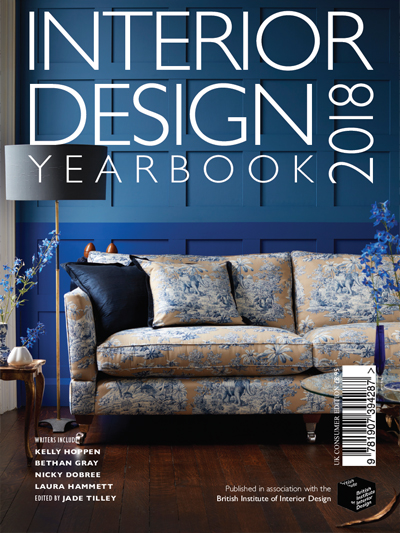Unterior Design Yearbook 2018 cover