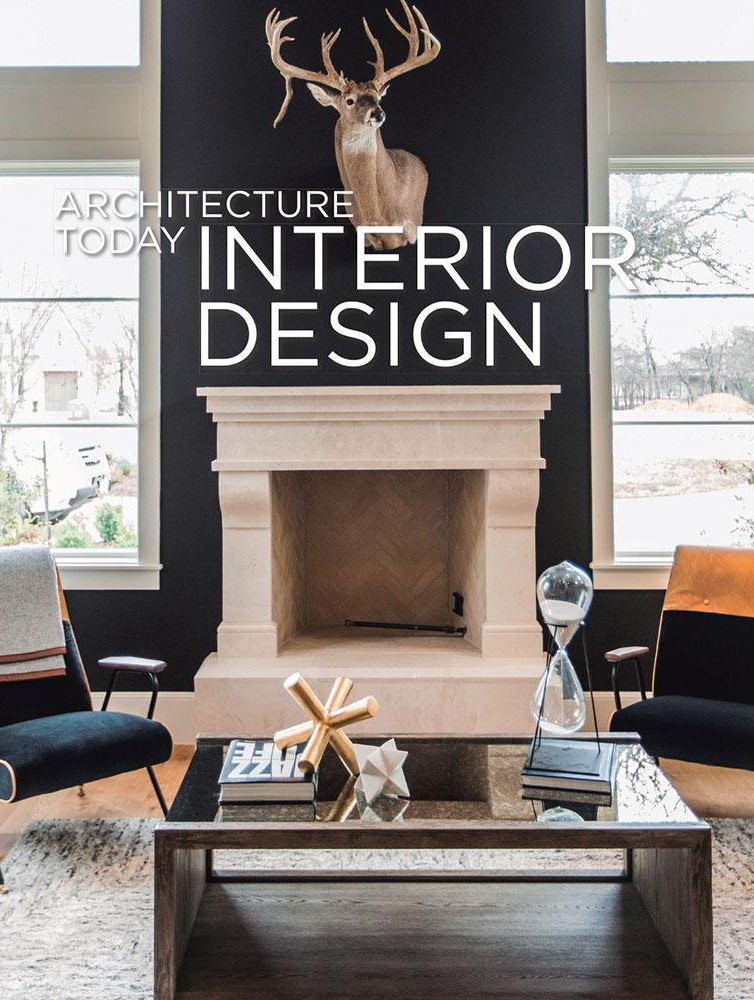 Architecture Today Interior Design Cover