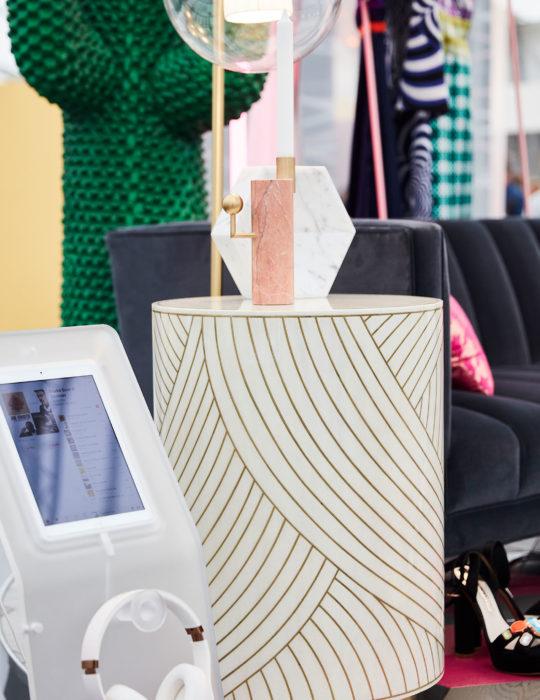 Details interior design exhibition for Decorex 2018 by Studio Suss